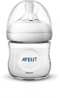 AVENT Fľaša 125 ml Natural.2 PP